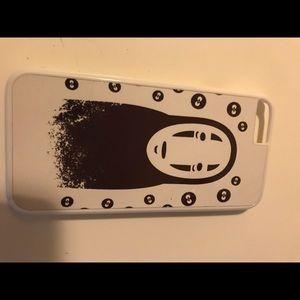 No face iPhone 6 case.